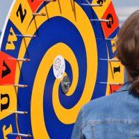 KiJuPa -Stand beim Schwedenfest (Speeldeel)