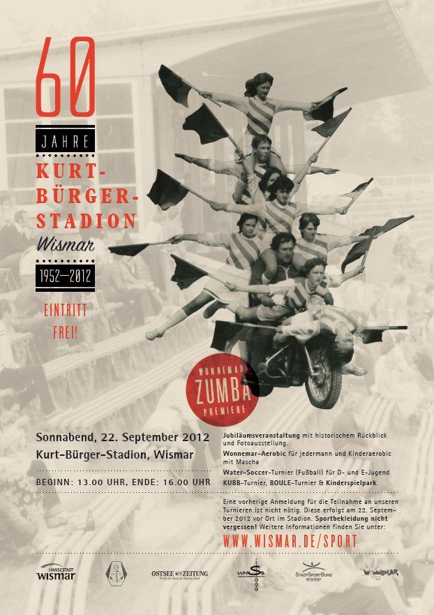 60 Jahre Kurt Bürger Stadion