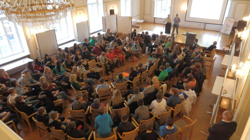 Ideenwerkstatt 2.0 und Wahl 2015
