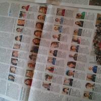 Artikel zur Wahl in der OZ