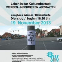12. Altstadtforum am 19.11.2013 im Zeughaus
