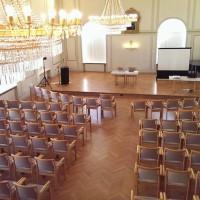 Zu Gast im Rathaus: Empfang erinnert erneut an Wiedervereinigung Deutschlands