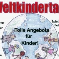 Weltkindertag am 21.09.2014 im KJFZ